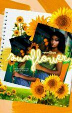 Sunflower : Graphic Corner by VeeWillson