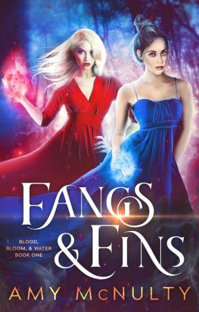 Fangs & Fins Chapter One Sampler by AmyMcNulty