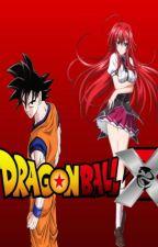 Dragonball X by Son-Gokin