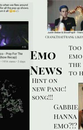 emo news by OofSmolEll