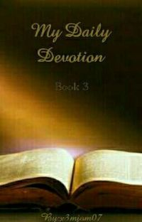 My Daily Devotion (Book 3) cover