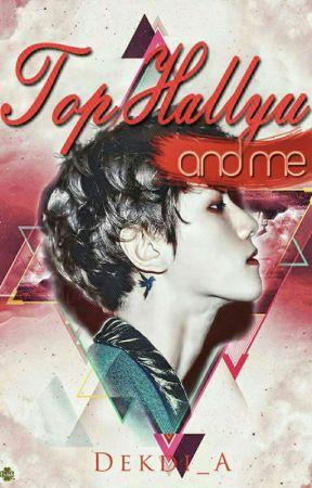 Top Hallyu and Me (END) by Dekdi_A