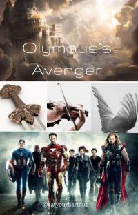 Olympus's Avenger cover