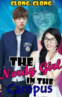 The Nerdy Girl in the Campus cover