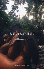 seasons   killmonger by mochahontaz