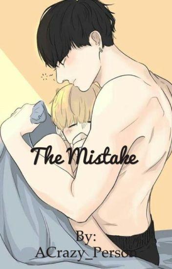 The mistake (jikook)(smut)
