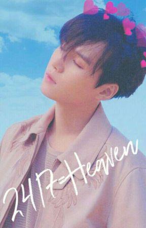 24/7=Heaven    Yoongi×Jihyo  by Gradientipity