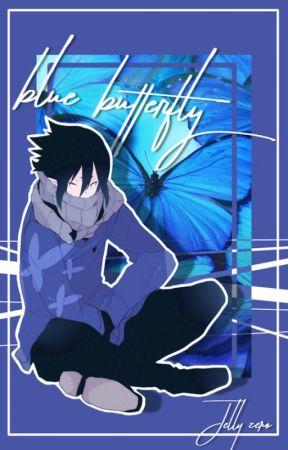Blue Butterfly | Amajiki Tamaki by Jelly-zero