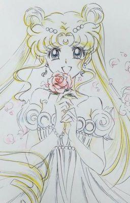 Xả ảnh Sailor Moon