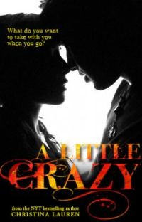 A Little Crazy cover