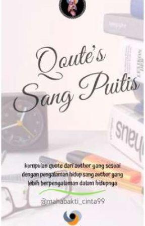 Quote's Sang Puitis by mahabakti_cinta99