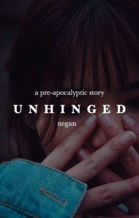unhinged | negan by omgreedus