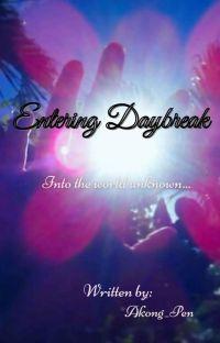 Entering Daybreak [BL/Danmei] √ cover