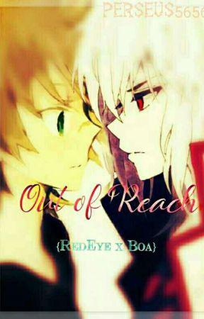 Out Of Reach {RedEye/Shu Kurenei x Boa} by Perseus6565