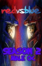 Red vs Blue Season 2: Male Oc by xSpartanLeox