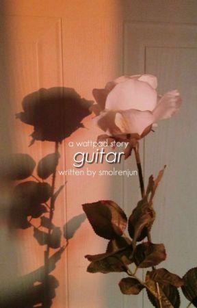 Guitar; Renjun [Privated] by smolrenjun