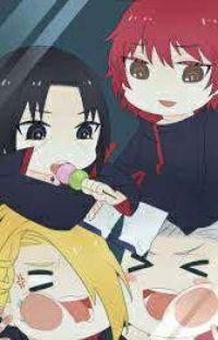 Blood Demon (Akatsuki x reader) cover