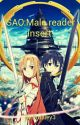 Sword art online:Male reader insert(Aincrad Arc) by TheDaleyFlames
