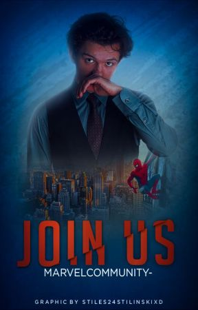 Spidey | Join Us! by marvelcommunity-