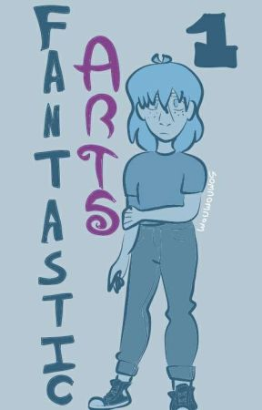 Fantastic Arts and Where to Find Them by nomsomart