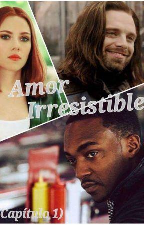 Amor Irresistible (Bucky/Natasha/Sam) *Poliamor* by LynValo
