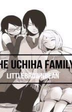 The Uchiha Family by LittleBrownBean