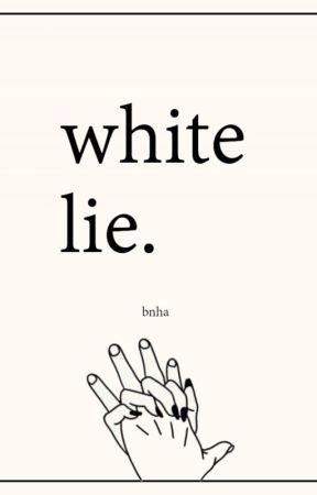 BNHA    white lie by _judas