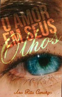 O amor em seus olhos  cover