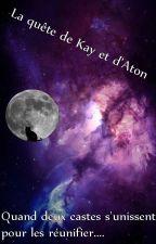 La quête de Kay et d'Aton by PoppyKeet