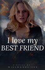 I love my best friend - Scott Mccall by Missmonde1209