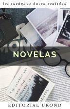 Novelas by Editorial_Urond