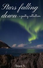 stars falling down.  by czernysargent