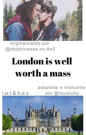 london is well worth a mass | l.w.t&h.e.s | a.b.o | bottom!louis by louislutty