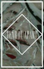 Tear It Apart⇸Finnick Odair [2] by -hopscotch