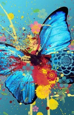 Butterfly ||ArtBook|| by KUMA-V