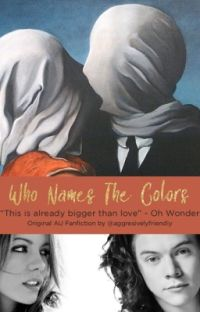 Who Names The Colors cover