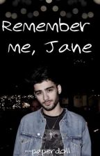 Remember me, Jane by --Paperdoll