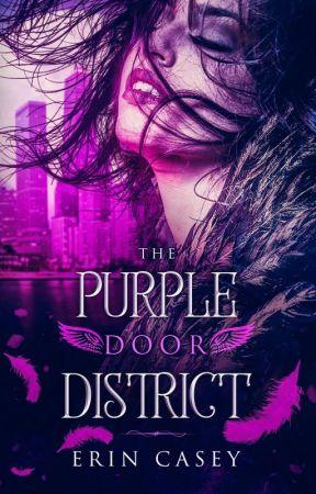 The Purple Door District by erincasey09