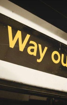 My way out by keke2829