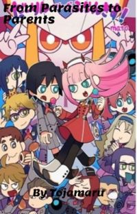 Darling in the Franxx: From Parasites to Parents cover