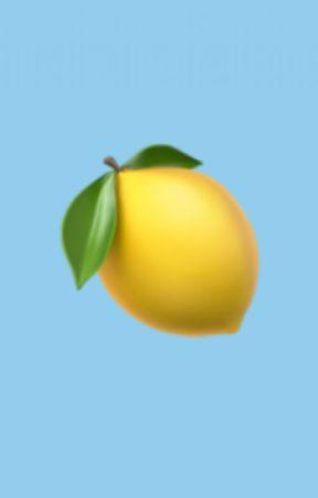 Lemons by spoogly
