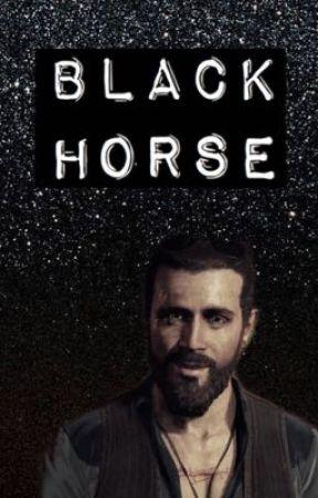 Black Horse (John Seed x Reader) by agent-washingtub