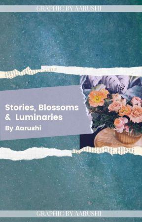 Stories, Blossoms & Luminaries || Art Book by Aaru250