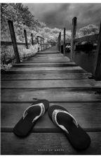 Sandal Jepit Putus Dan Sebuah Mimpi by GuntingKertasBatu