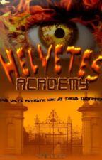 Helvetes Academy  by -Znicolee-