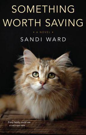 Something Worth Saving by sandiwardbooks