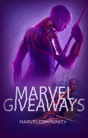 Okoye | Giveaways by marvelcommunity-