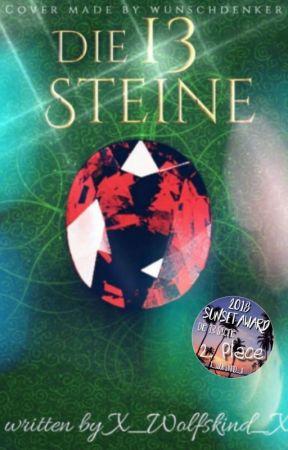 Die 13 Steine by x_Wolfskind_x