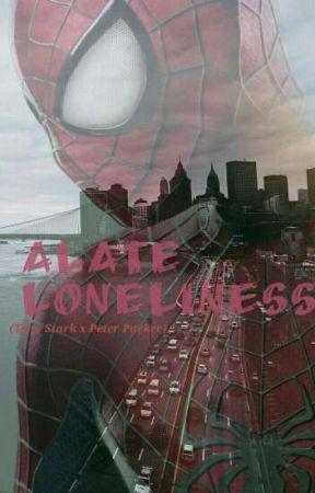 alate loneliness (Tony Stark x Peter Parker) by walkingsilence