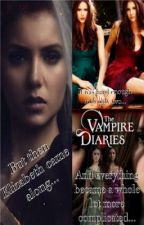 The Vampire Diaries: Elizabeth Returns by taylorisnotamoose